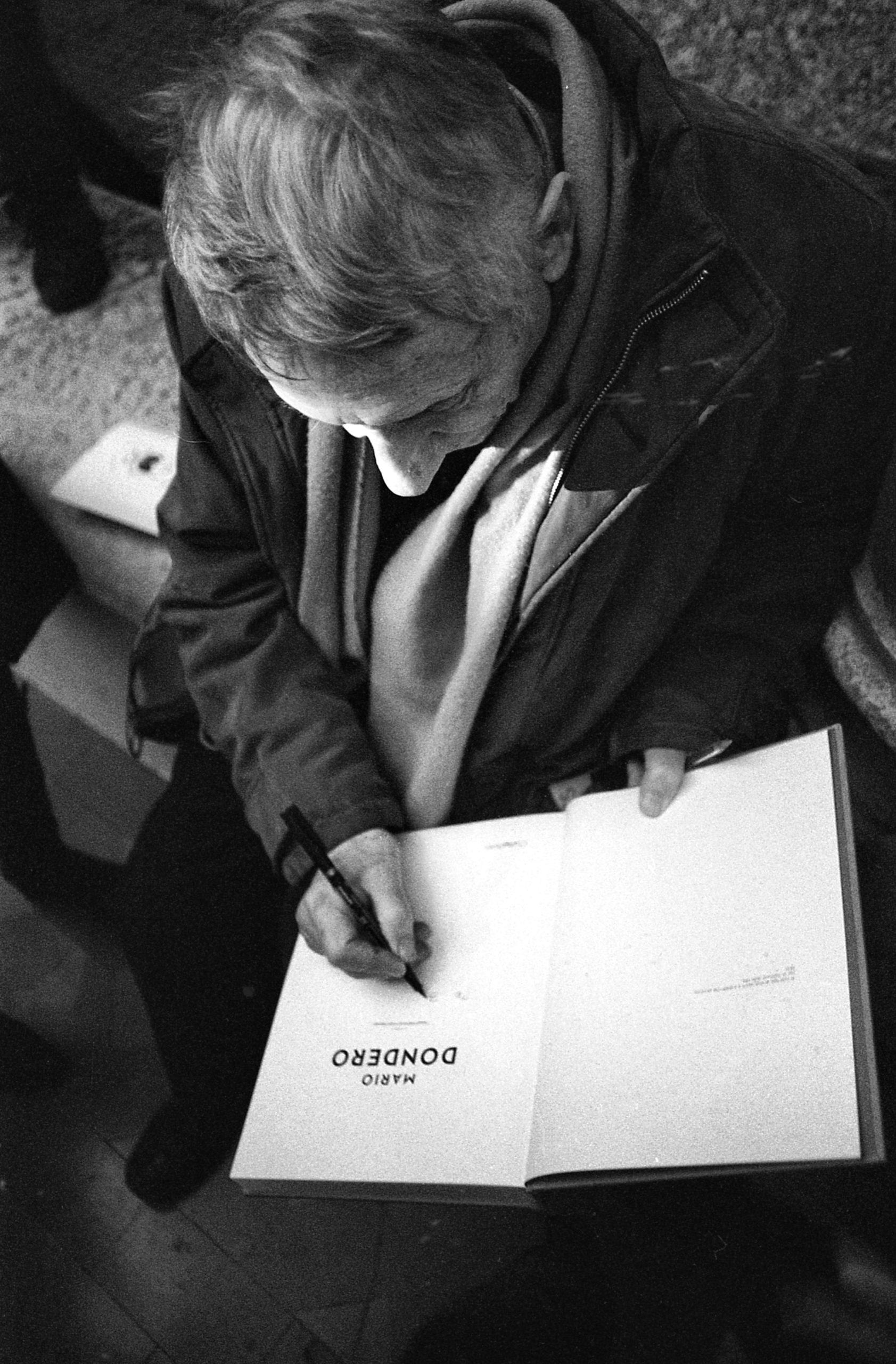 Mario Dondero - Porthos Edizioni